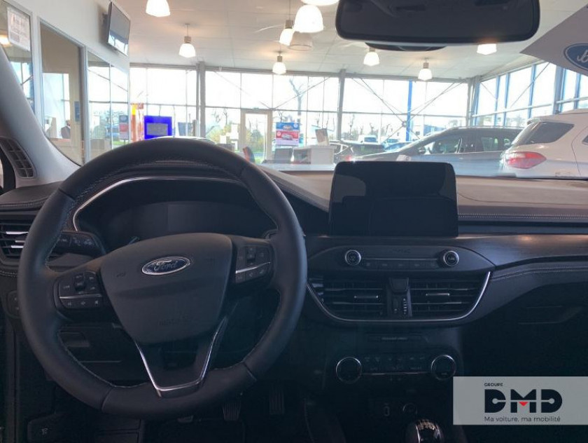 Ford Focus 1.0 Ecoboost 125ch Vignale - Visuel #5