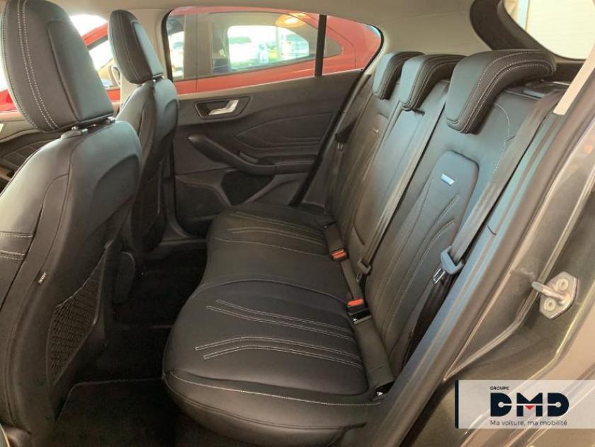 Ford Focus 1.0 Ecoboost 125ch Vignale - Visuel #10