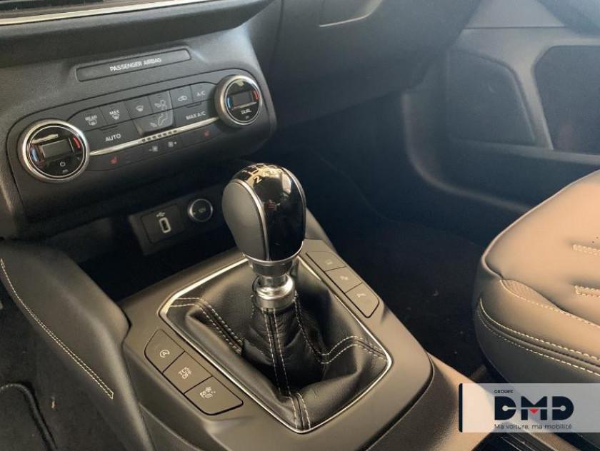 Ford Focus 1.0 Ecoboost 125ch Vignale - Visuel #8
