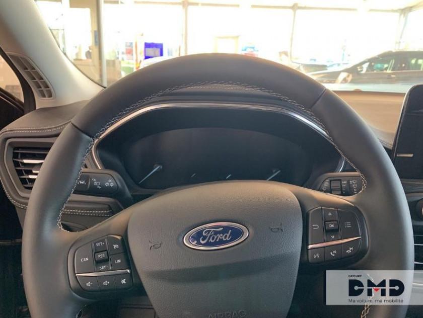 Ford Focus 1.0 Ecoboost 125ch Vignale - Visuel #7