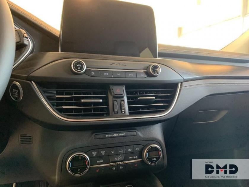 Ford Focus 1.0 Ecoboost 125ch Vignale - Visuel #6