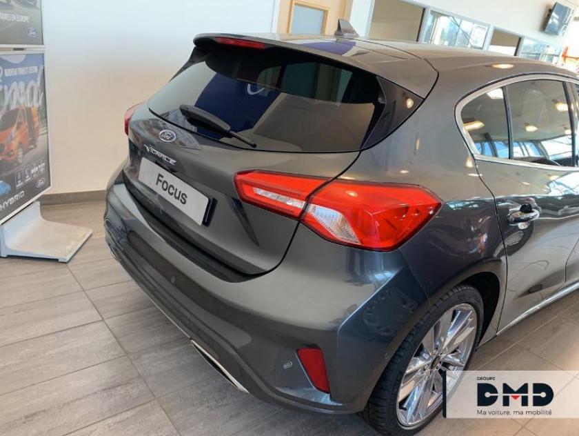 Ford Focus 1.0 Ecoboost 125ch Vignale - Visuel #11