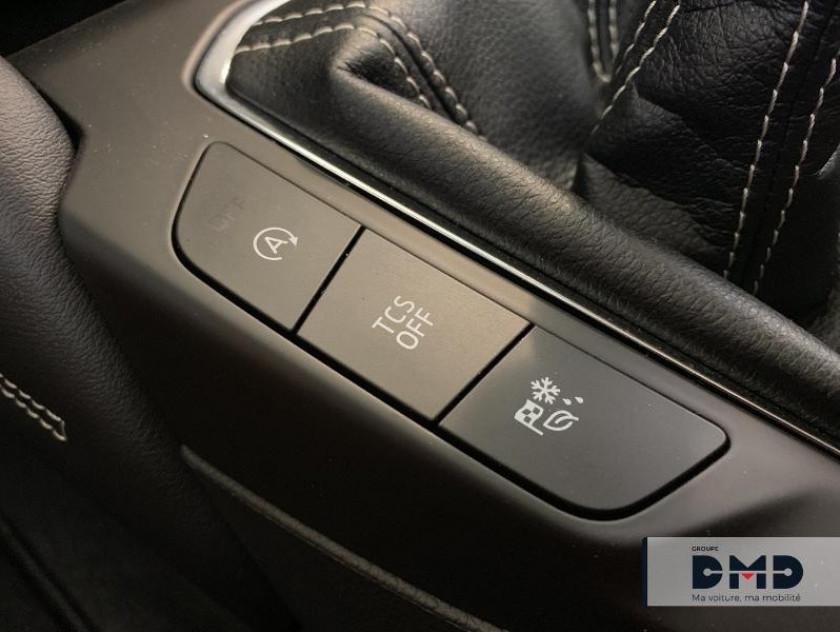Ford Focus 1.0 Ecoboost 125ch Vignale - Visuel #14