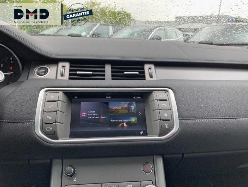 Land Rover Evoque 2.0 Td4 180 Landmark Edition Bva Mark V - Visuel #6