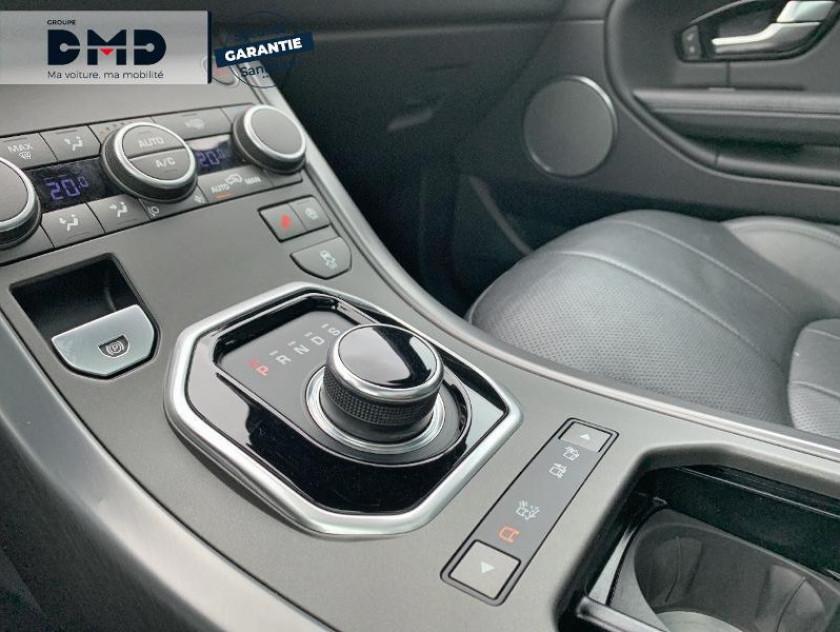 Land Rover Evoque 2.0 Td4 180 Landmark Edition Bva Mark V - Visuel #8