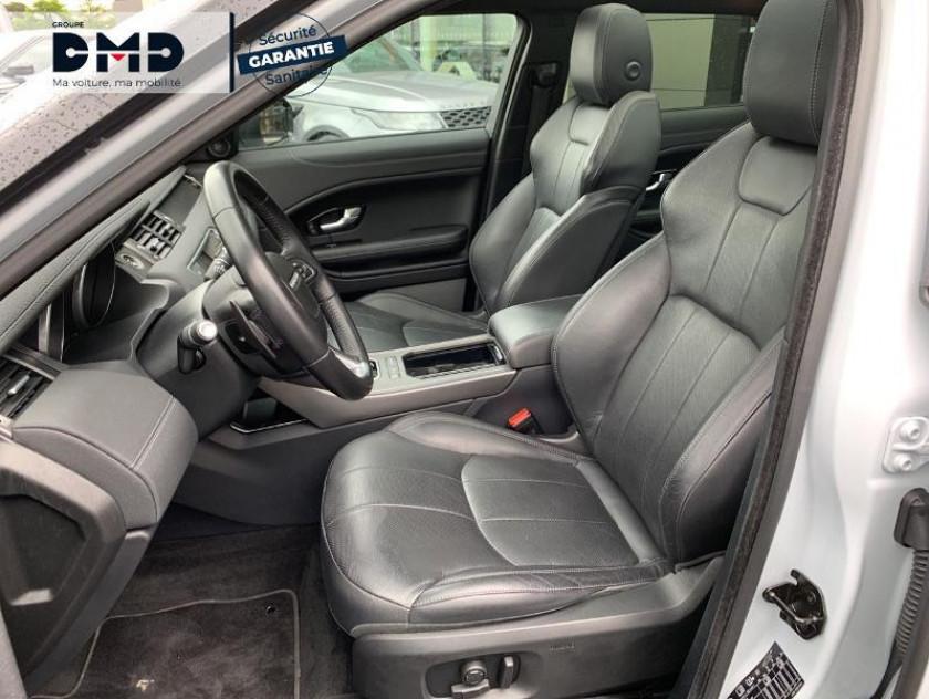 Land Rover Evoque 2.0 Td4 180 Landmark Edition Bva Mark V - Visuel #9