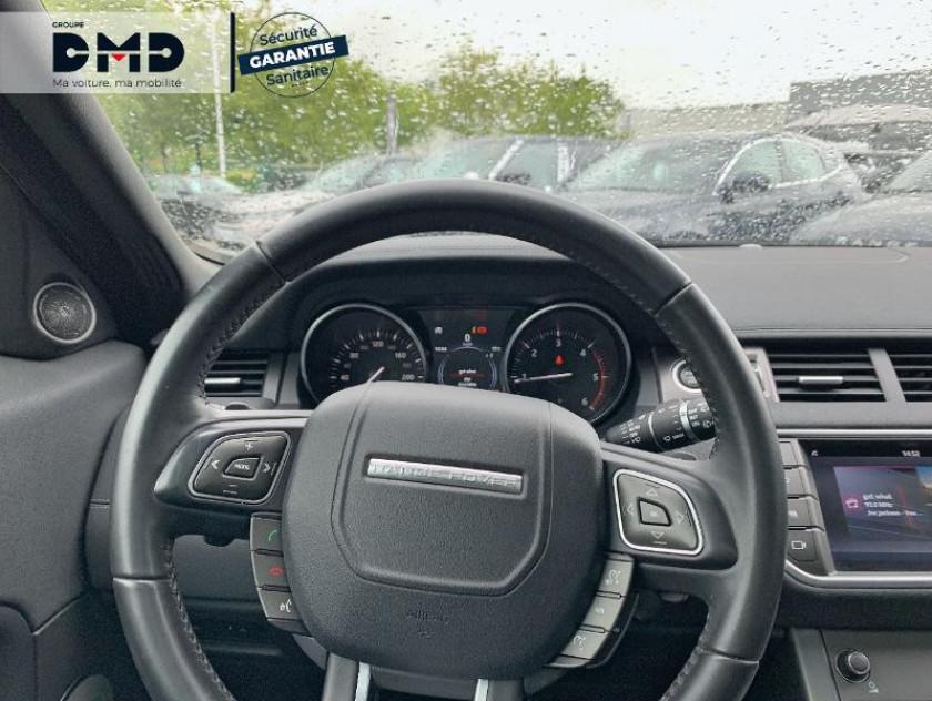 Land Rover Evoque 2.0 Td4 180 Landmark Edition Bva Mark V - Visuel #7