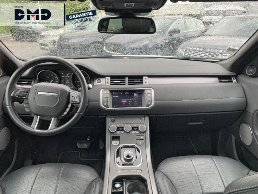 Land Rover Evoque 2.0 Td4 180 Landmark Edition Bva Mark V - Visuel #5