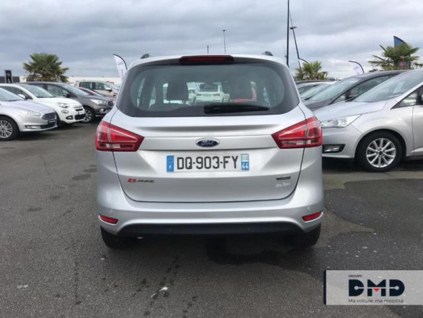 Ford B-max 1.0 Scti 125ch Ecoboost Stop&start Edition - Visuel #11