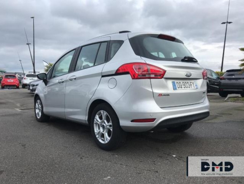 Ford B-max 1.0 Scti 125ch Ecoboost Stop&start Edition - Visuel #3
