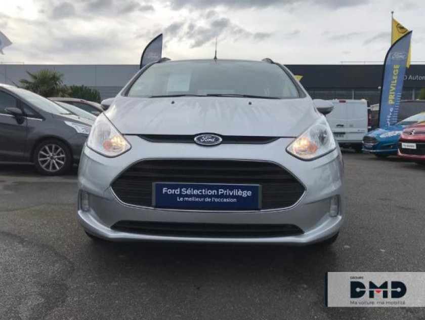 Ford B-max 1.0 Scti 125ch Ecoboost Stop&start Edition - Visuel #4