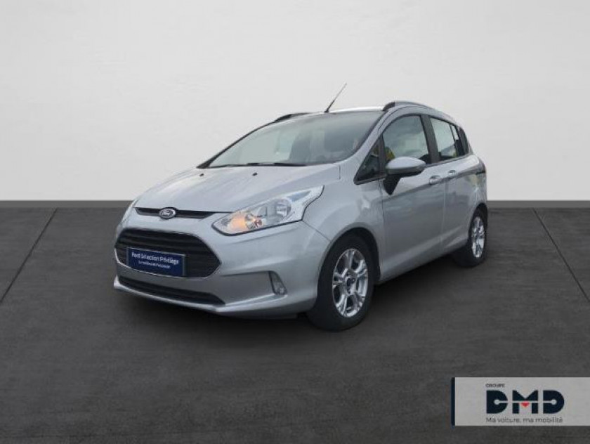 Ford B-max 1.0 Scti 125ch Ecoboost Stop&start Edition - Visuel #1