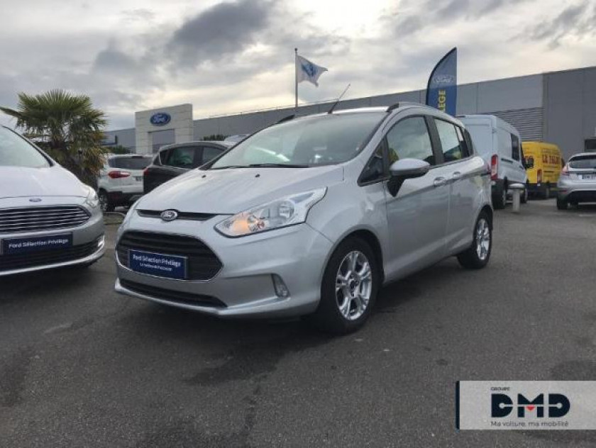Ford B-max 1.0 Scti 125ch Ecoboost Stop&start Edition - Visuel #15
