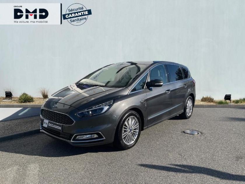 Ford S-max 2.0 Ecoblue 150ch Vignale Bva8 Euro6.2 - Visuel #1