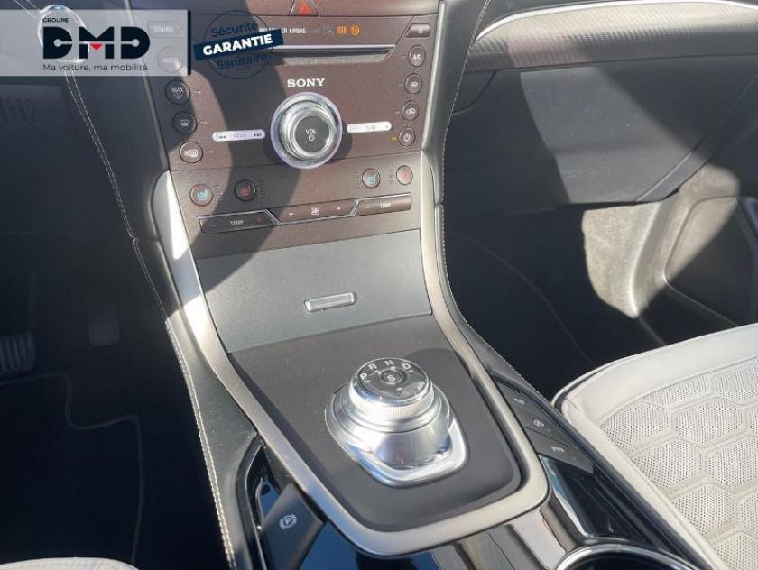 Ford S-max 2.0 Ecoblue 150ch Vignale Bva8 Euro6.2 - Visuel #8