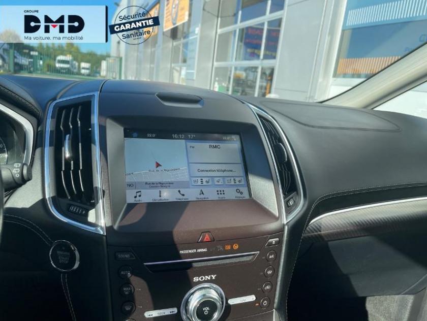 Ford S-max 2.0 Ecoblue 150ch Vignale Bva8 Euro6.2 - Visuel #6