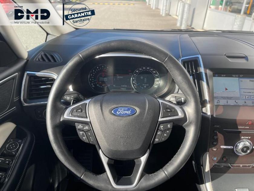 Ford S-max 2.0 Ecoblue 150ch Vignale Bva8 Euro6.2 - Visuel #7
