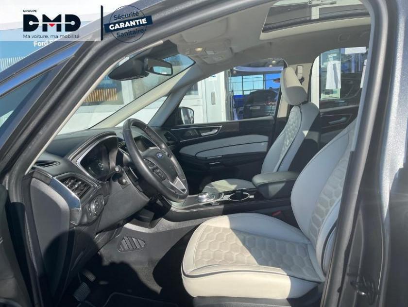 Ford S-max 2.0 Ecoblue 150ch Vignale Bva8 Euro6.2 - Visuel #9