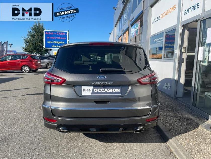 Ford S-max 2.0 Ecoblue 150ch Vignale Bva8 Euro6.2 - Visuel #11