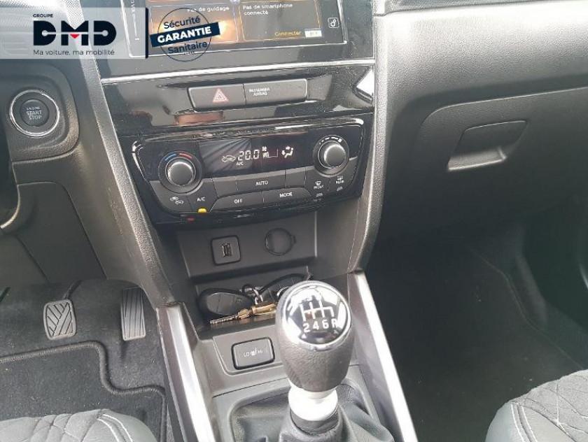 Suzuki Vitara 1.4 Boosterjet 140ch Style Allgrip - Visuel #8