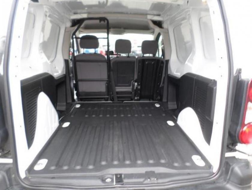 Peugeot Partner 120 L1 1.6 Hdi Fap 75 Pack Cd Clim - Visuel #5