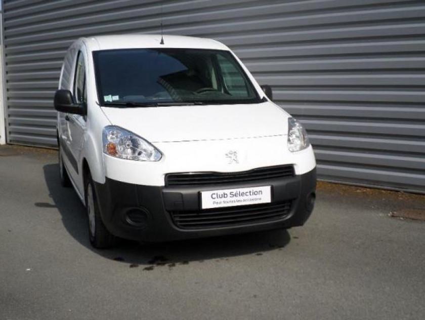 Peugeot Partner 120 L1 1.6 Hdi Fap 75 Pack Cd Clim - Visuel #1