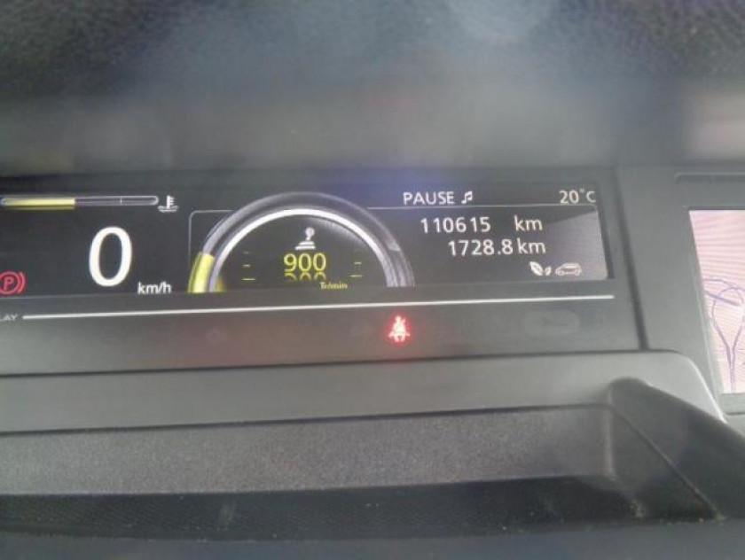 Renault Scenic 1.5 Dci 110ch Fap Business - Visuel #12