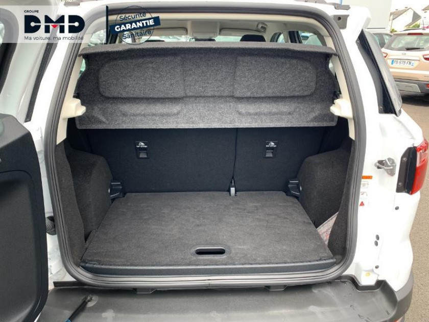 Ford Ecosport 1.0 Ecoboost 125ch Titanium Euro6.2 - Visuel #12