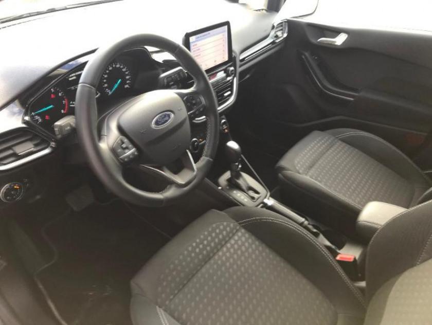 Ford Fiesta 1.0 Ecoboost 100ch Stop&start Titanium Bva 5p Euro6.2 - Visuel #2