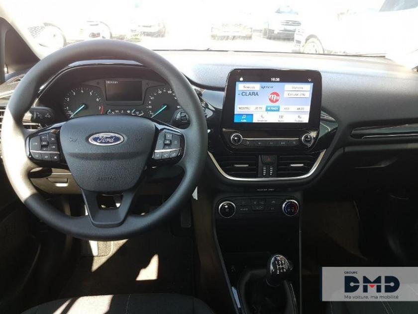 Ford Fiesta 1.1 85ch Cool & Connect 5p Euro6.2 - Visuel #4