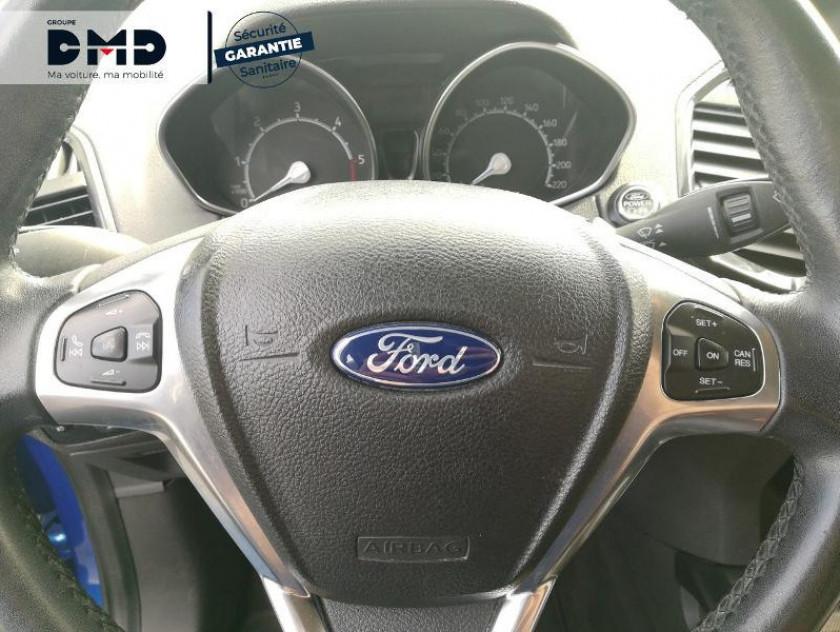 Ford Ecosport 1.5 Tdci 95ch Fap Titanium - Visuel #14