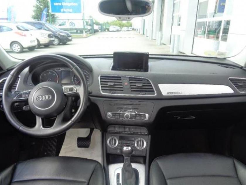 Audi Q3 2.0 Tdi 177ch Ambition Luxe Quattro S Tronic 7 - Visuel #2