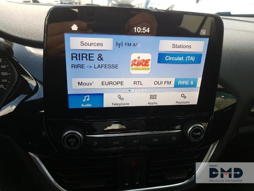 Ford Fiesta 1.1 85ch Cool & Connect 5p Euro6.2 - Visuel #5