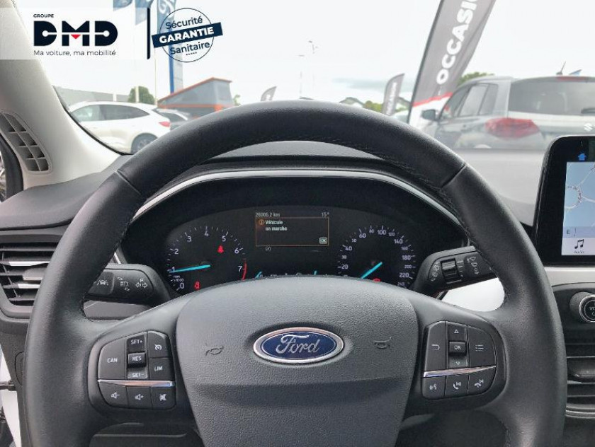 Ford Focus 1.0 Ecoboost 100ch Trend Business - Visuel #7