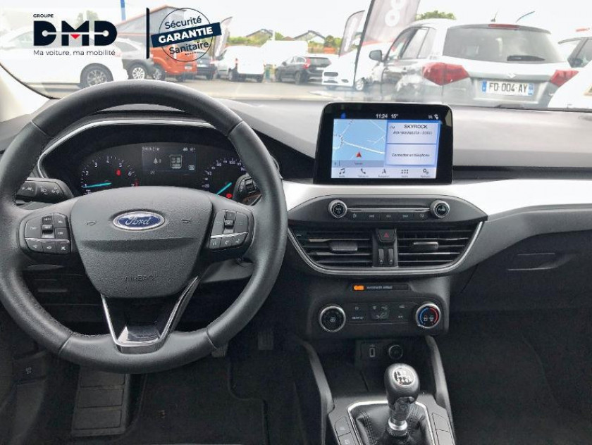 Ford Focus 1.0 Ecoboost 100ch Trend Business - Visuel #5