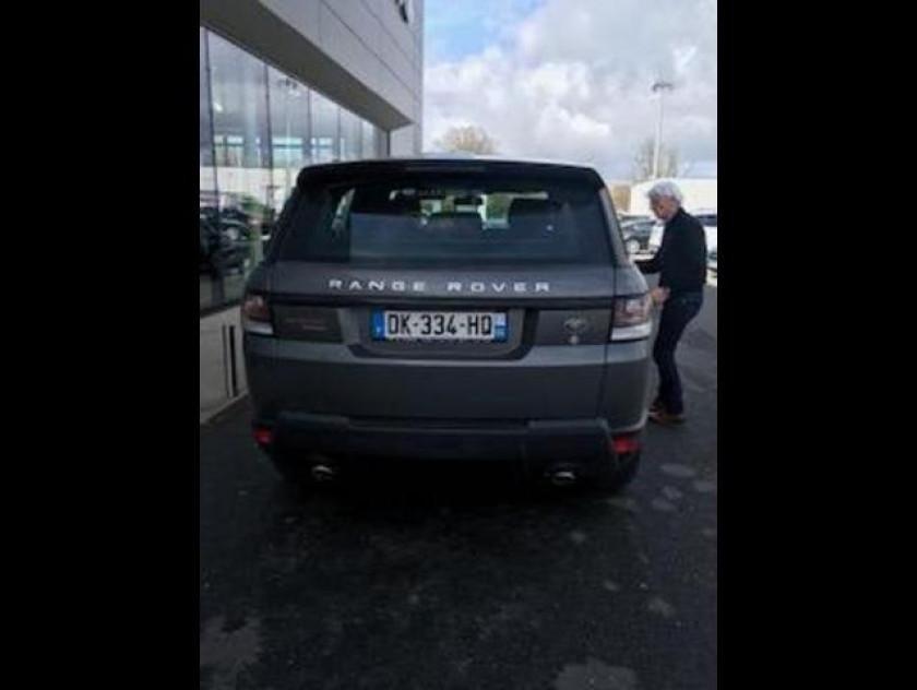 Land-rover Range Rover Sport Sdv6 3.0 Hse - Visuel #2