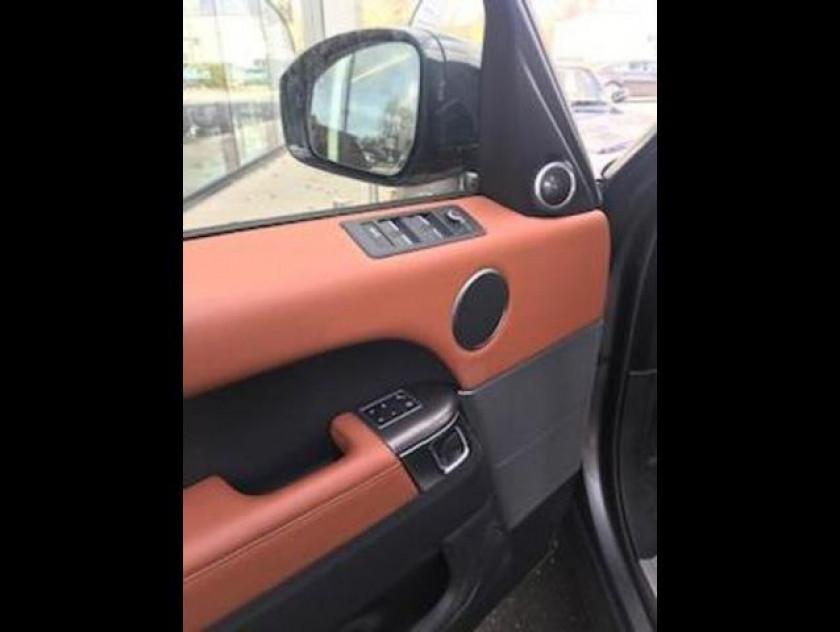 Land-rover Range Rover Sport Sdv6 3.0 Hse - Visuel #6