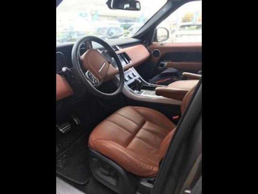 Land-rover Range Rover Sport Sdv6 3.0 Hse - Visuel #4
