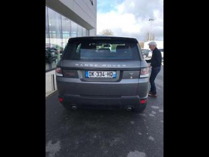 Land-rover Range Rover Sport Sdv6 3.0 Hse - Visuel #1