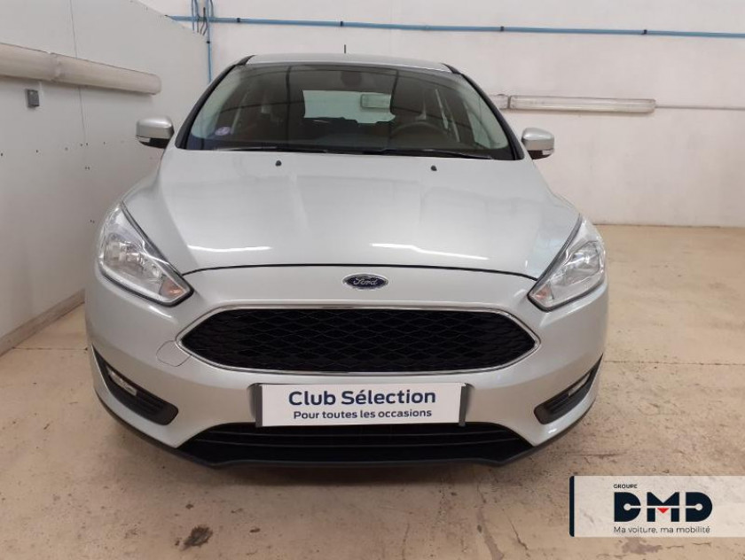 Ford Focus 1.0 Ecoboost 100ch Stop&start Executive - Visuel #4