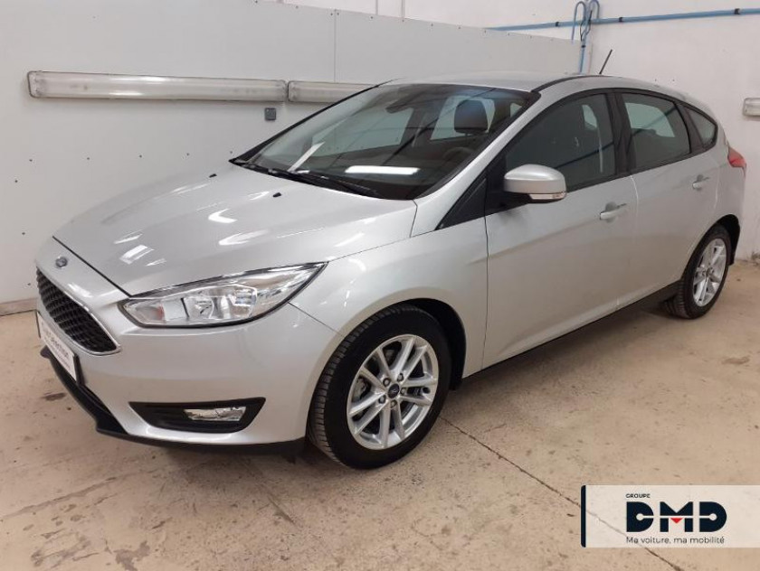 Ford Focus 1.0 Ecoboost 100ch Stop&start Executive - Visuel #15