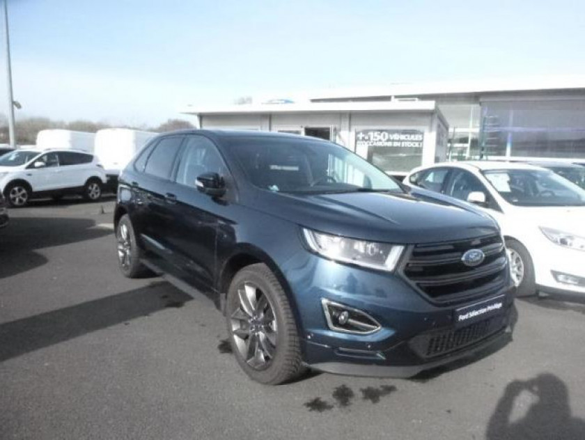 Ford Edge 2.0 Tdci 210ch Sport I-awd Powershift - Visuel #4
