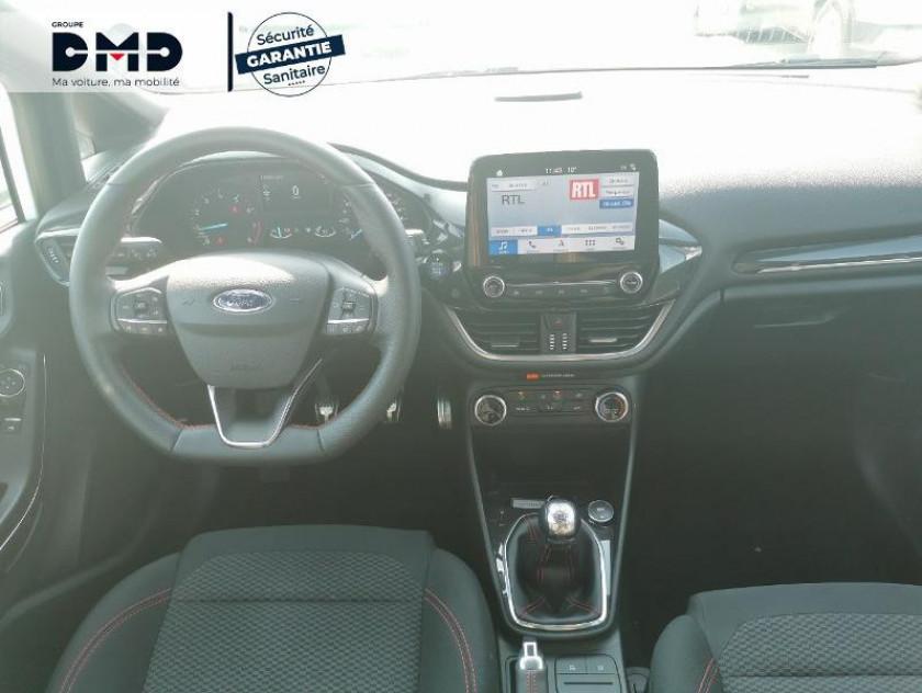 Ford Fiesta 1.1 85ch St-line 5p 5cv Euro6.2 - Visuel #5
