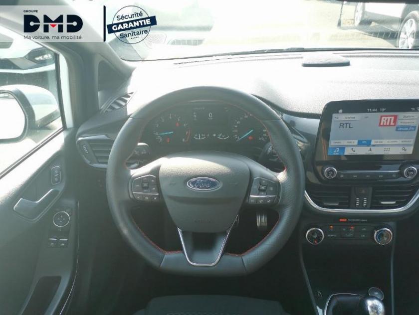 Ford Fiesta 1.1 85ch St-line 5p 5cv Euro6.2 - Visuel #7
