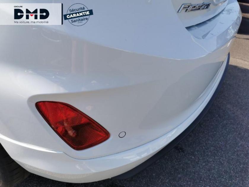 Ford Fiesta 1.1 85ch St-line 5p 5cv Euro6.2 - Visuel #14