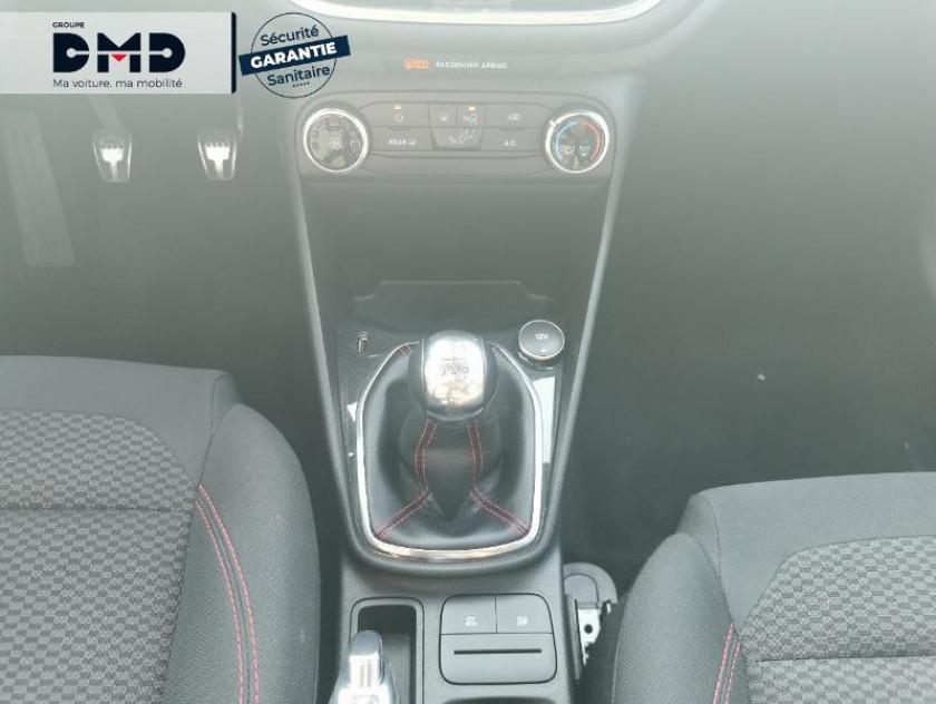 Ford Fiesta 1.1 85ch St-line 5p 5cv Euro6.2 - Visuel #8