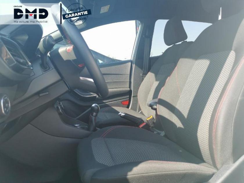 Ford Fiesta 1.1 85ch St-line 5p 5cv Euro6.2 - Visuel #9
