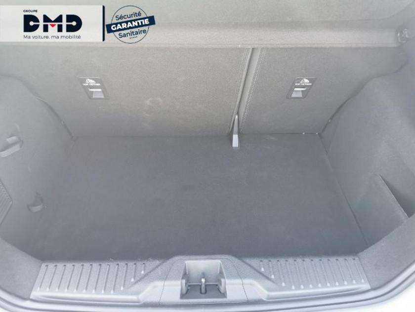 Ford Fiesta 1.1 85ch St-line 5p 5cv Euro6.2 - Visuel #12