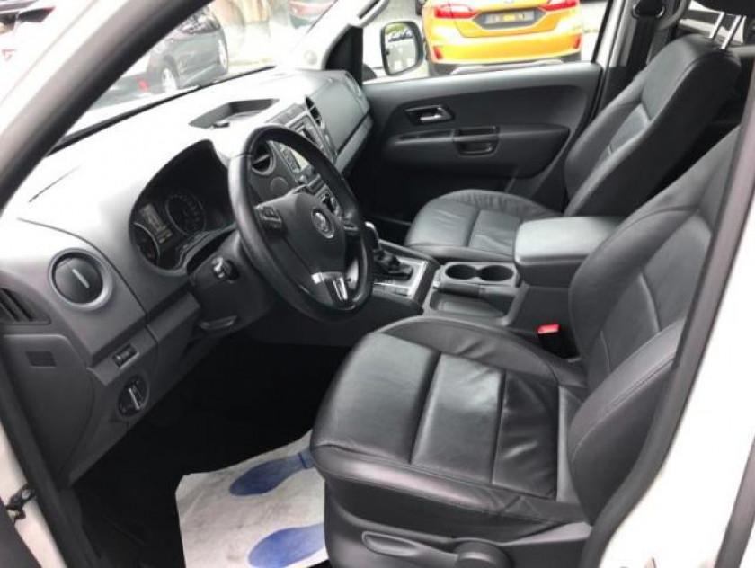 Volkswagen Amarok 2.0 Bitdi 180ch Highline 4motion Permanente Bva - Visuel #7