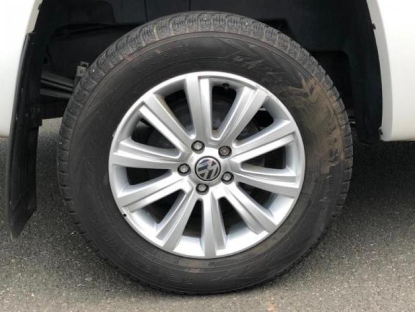 Volkswagen Amarok 2.0 Bitdi 180ch Highline 4motion Permanente Bva - Visuel #9
